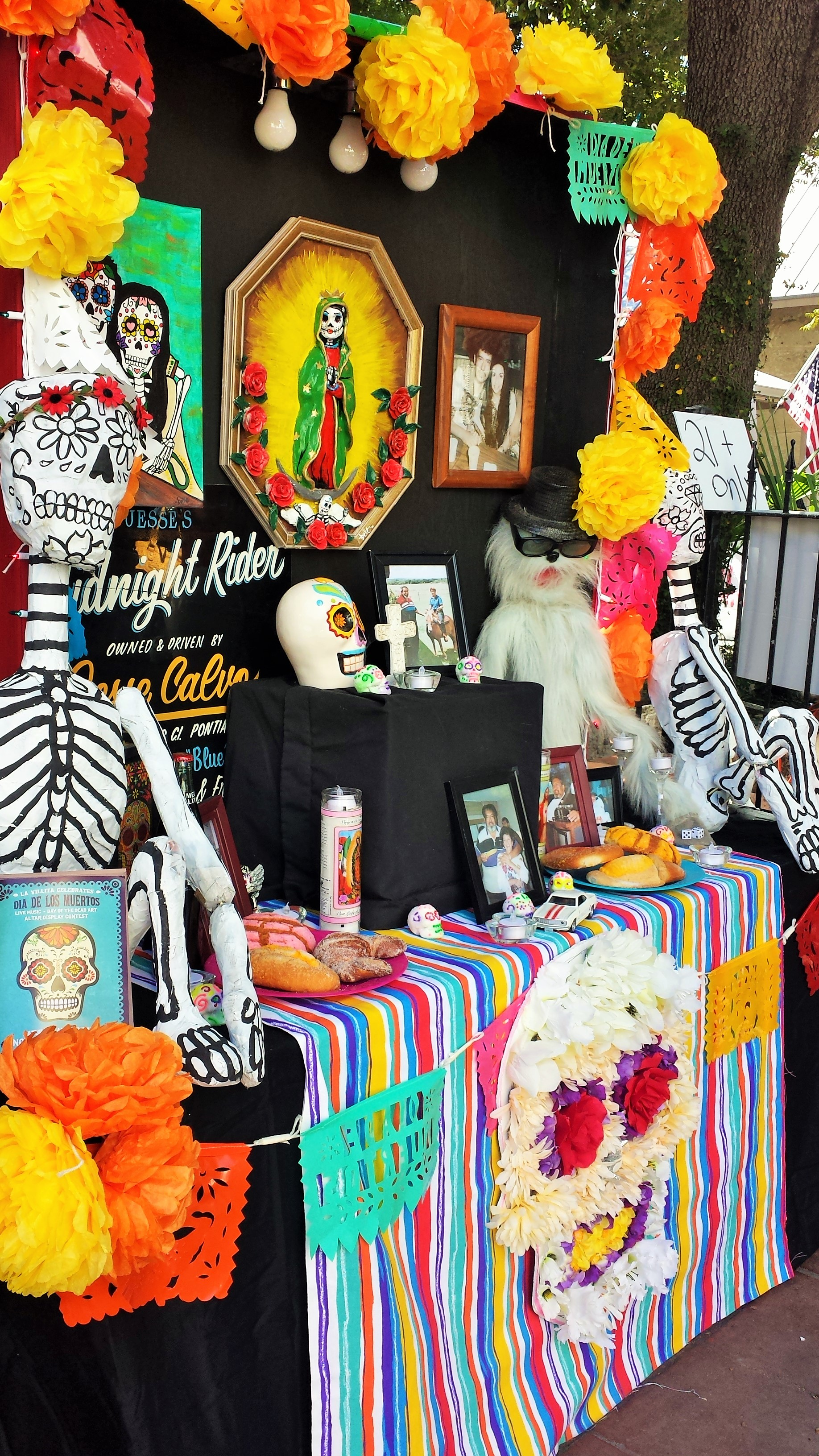 photo essay  day of the dead – silver spork news   recipes  food