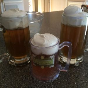 Authentic Butterbeer