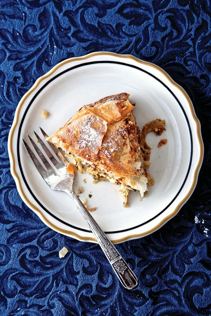 Moroccan Pigeon Pie
